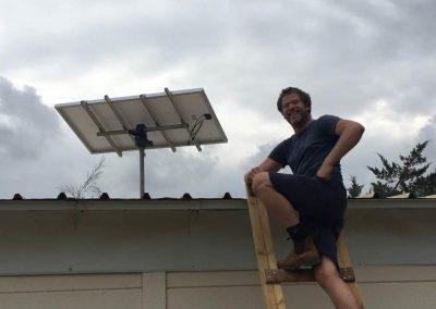 """מרכז אחר""""ת - התקנת פאנל סולארי - אנרגיות מתחדשות (אופק)"""